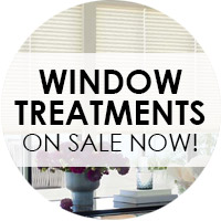 Window Treatments On Sale