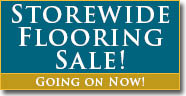 Storewide Flooring Sale